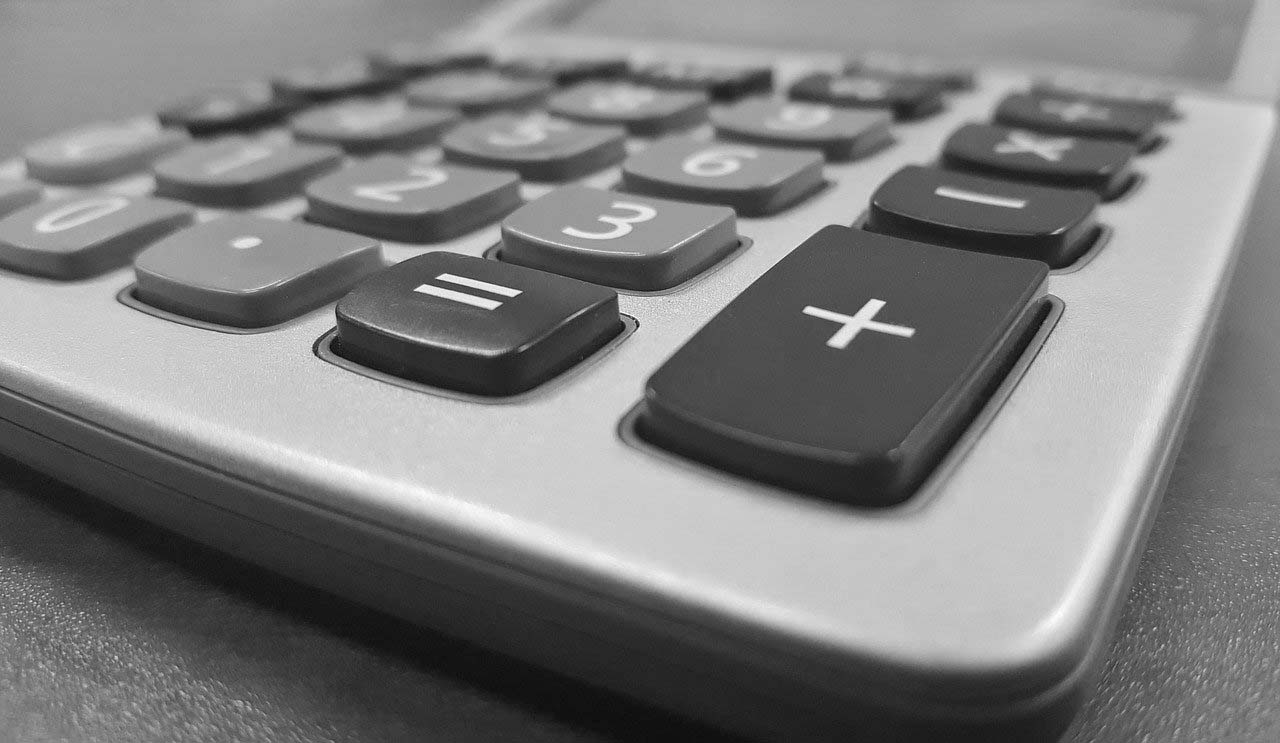 calculator tax accountancy cheltenham