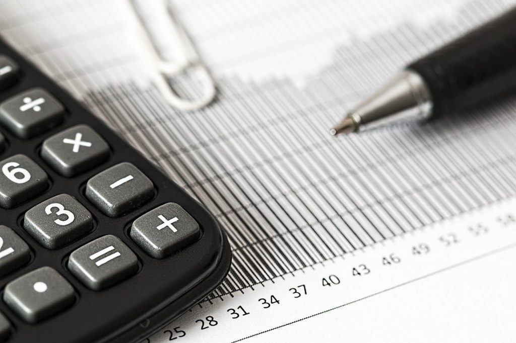 calculator tax accountant gloucester and cheltenham