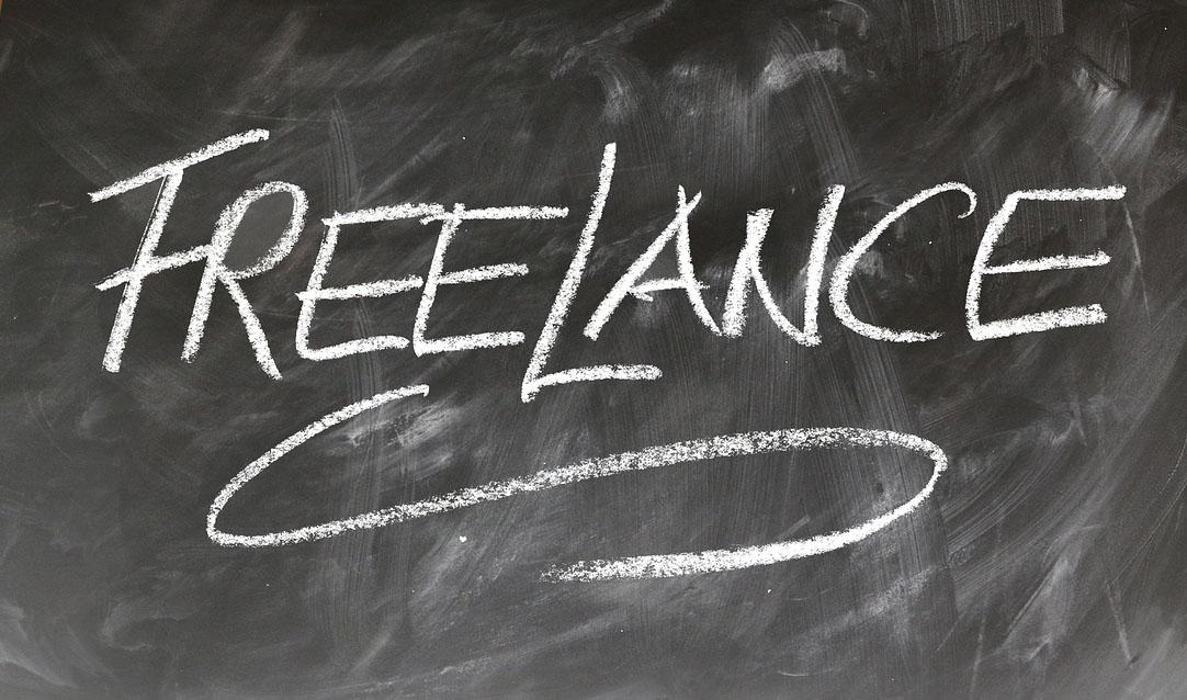 self employed, freelance